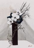Delicatesse d'Orchidees I Affiches par Olivier Tramoni
