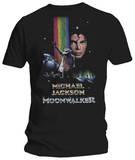 Michael Jackson - Moonwalker Shirts