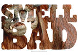 Labyrinth-Smell Bad Giclée-tryk af Jim Henson