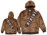 Zip Hoodie: Star Wars - I Am Chewie Vêtements