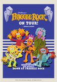 Fraggle Rock-Fraggle Rock On Tour! Prints by Jim Henson