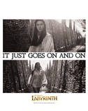 Labyrinth-It Just Goes On And On Affiches par Jim Henson