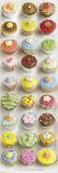 Cupcakes - Howard Shooter Print