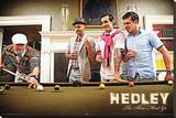 Hedley Stretched Canvas Print