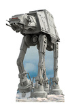 AT-AT Cardboard Cutouts
