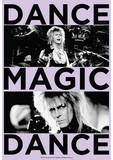 Labyrinth-Dance Magic Dance Láminas por Jim Henson
