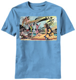 Marvel - Beach Party T-shirts