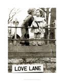 Love Lane Kunst