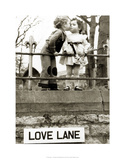 Love Lane Posters