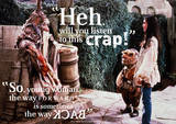 Labyrinth-Heh, Will You Listen To This Crap Arte por Jim Henson
