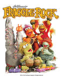 Fraggle Rock-Fraggle Rock Party Prints by Jim Henson