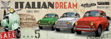 Italian Dream Plakaty