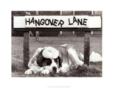 Hangover Lane Prints