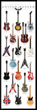 Guitar Heaven Plakater