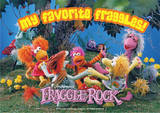 Fraggle Rock-My Favorite Fraggles! Prints by Jim Henson