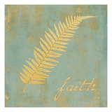 Fern Inspiration Art by Booker Morey