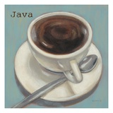 Fresh Java Print by Norman Wyatt Jr.