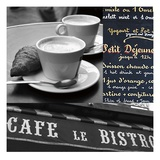 French Café 1 Posters by Cameron Duprais