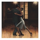 Studio Tango Giclee Print by Myles Sullivan