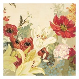 Full Bloom 2 Giclee Print by Annie Saint Leger