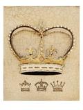 Royal Crown Posters by Arnie Fisk