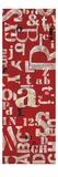 Word Savvy 1 Giclee Print by Dennis Dascher