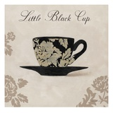 Little Black Cup Giclee Print by Marco Fabiano