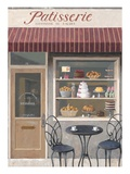 Bakery Errand Giclee Print by Marco Fabiano