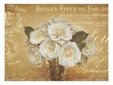 Heirloom Bouquet 5 Giclee Print by Cristin Atria