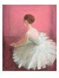 Ballerina Dreaming 2 Kunstdrucke von Patrick Mcgannon