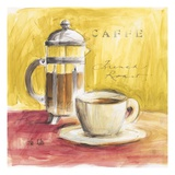 French Roast Giclee Print by Lauren Hamilton