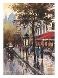 Avenue des Champs-Elysees 1 Posters by Brent Heighton