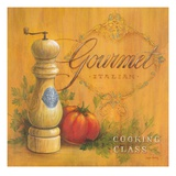 Cooking Class Giclee Print by Angela Staehling