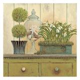 Vintage Garden 3 Posters par Arnie Fisk