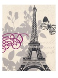 World Tour Butterfly Affiches par  Z Studio