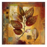 Modernist Autumn Giclee Print by Metro Arts