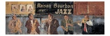 Maison Bourbon Jazz Prints by  Alexander & Victor Fine Art