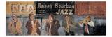 Maison Bourbon Jazz Giclee Print by Joseph Bonet Subirats