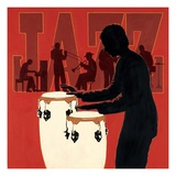 Jazz Ensemble Posters by Marco Fabiano