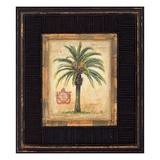 Island Palm Giclee-tryk i høj kvalitet af Chad Barrett