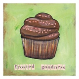Frosted Cupcake Giclee Print by Studio Voltaire