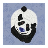Playful Bear Prints by Morgan Yamada