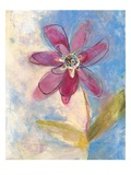 Whimsical Flower 2 Prints by Robbin Rawlings