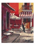 The Good Life Giclee Print by Brent Heighton