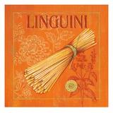 Italian Linguini Plakater af Stefania Ferri