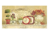 Antiquites Du Jardin Giclee Print by Kathryn White