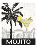 Mojito Destination Poster by Marco Fabiano
