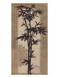 Global Bamboo Print by Bella Dos Santos