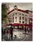 Welcome Embrace Reproduction procédé giclée par Brent Heighton