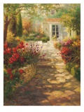 Sun Terrace Giclee Print by Vail Oxley
